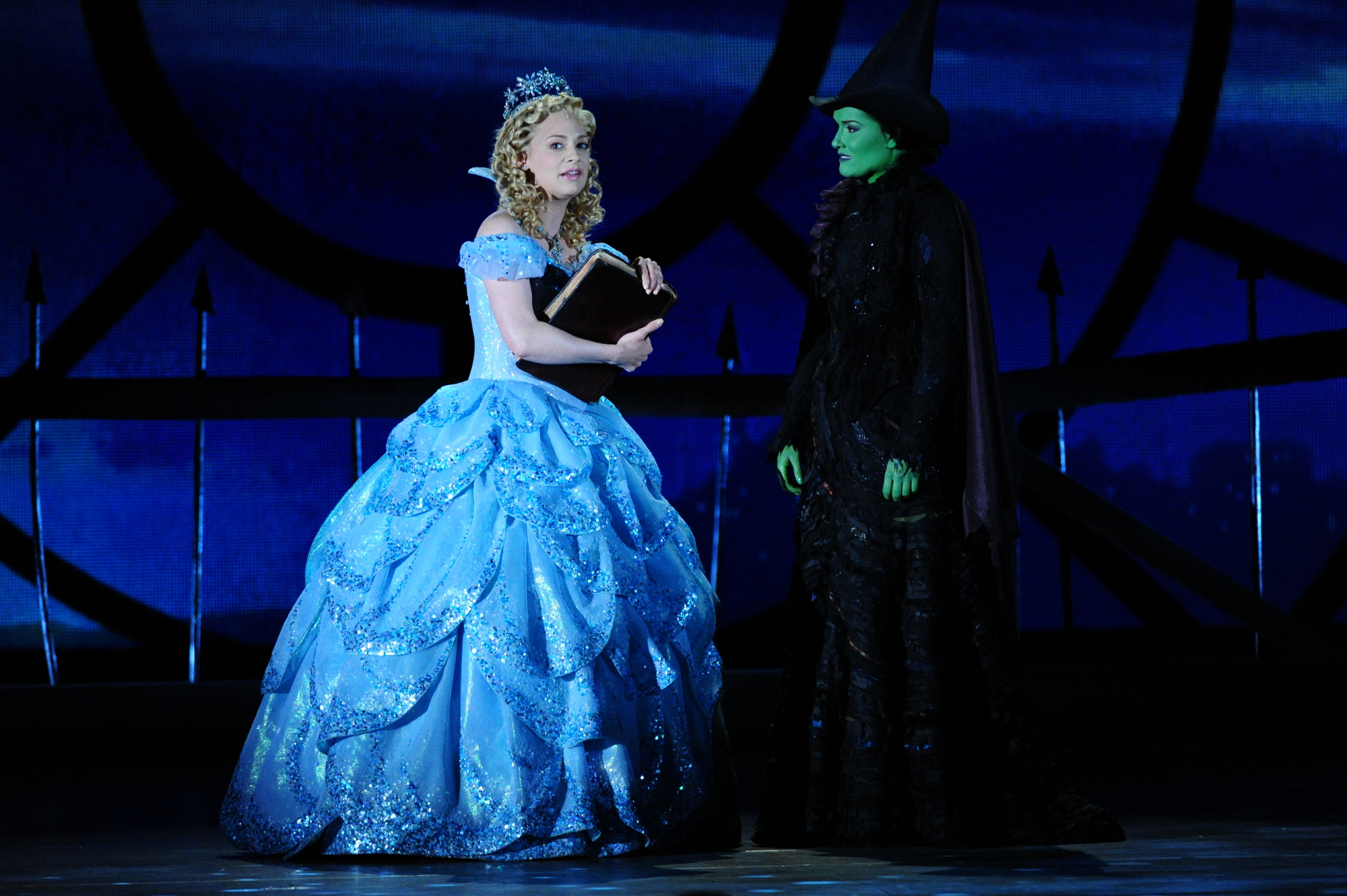 The cast of Wicked - 2014 Tony Awards