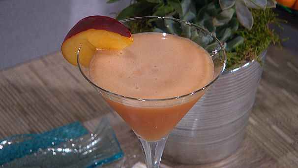 Brian Malarkey's Martini-Bellini
