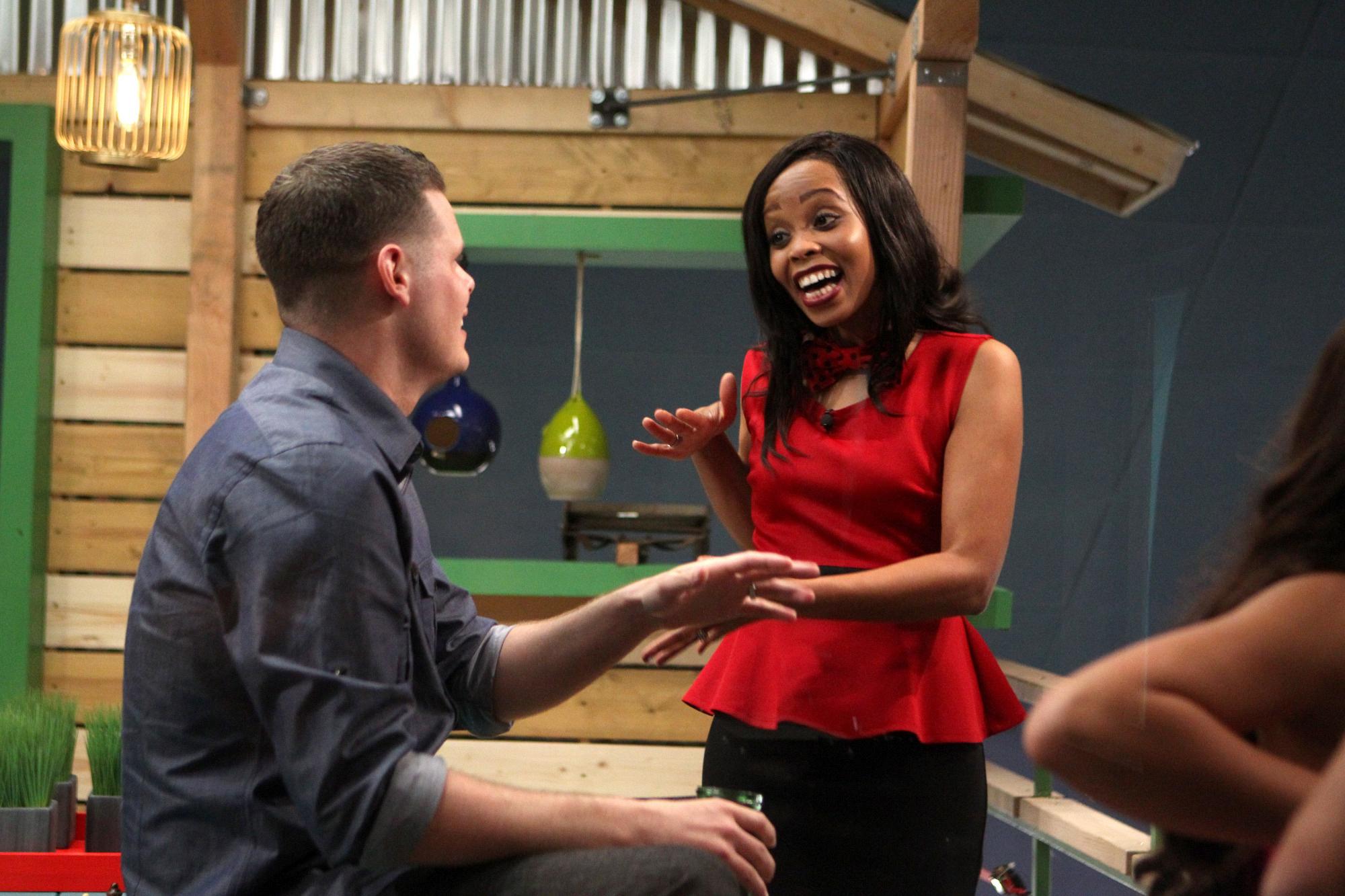 Derrick and Jocasta