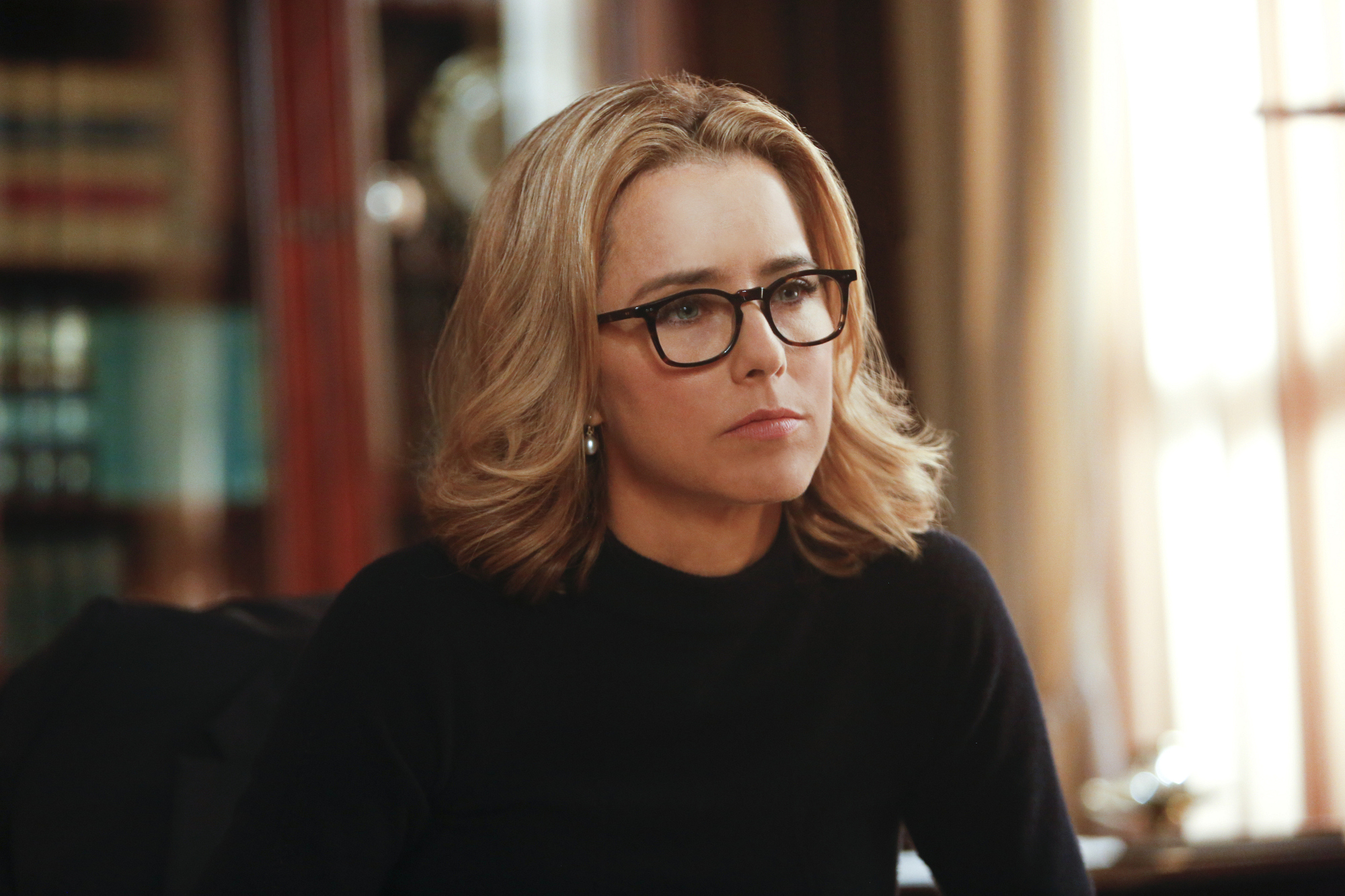 12. Téa Leoni was born in New York City.