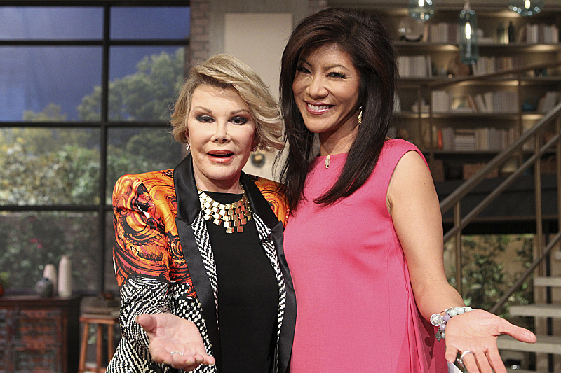 Joan & Julie