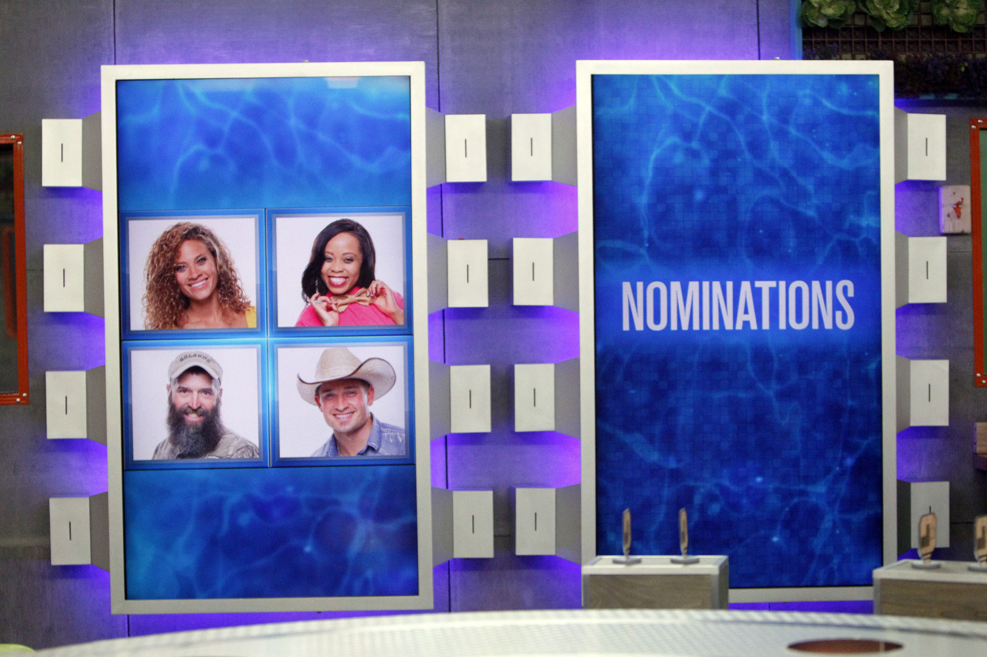 Nominations for the week