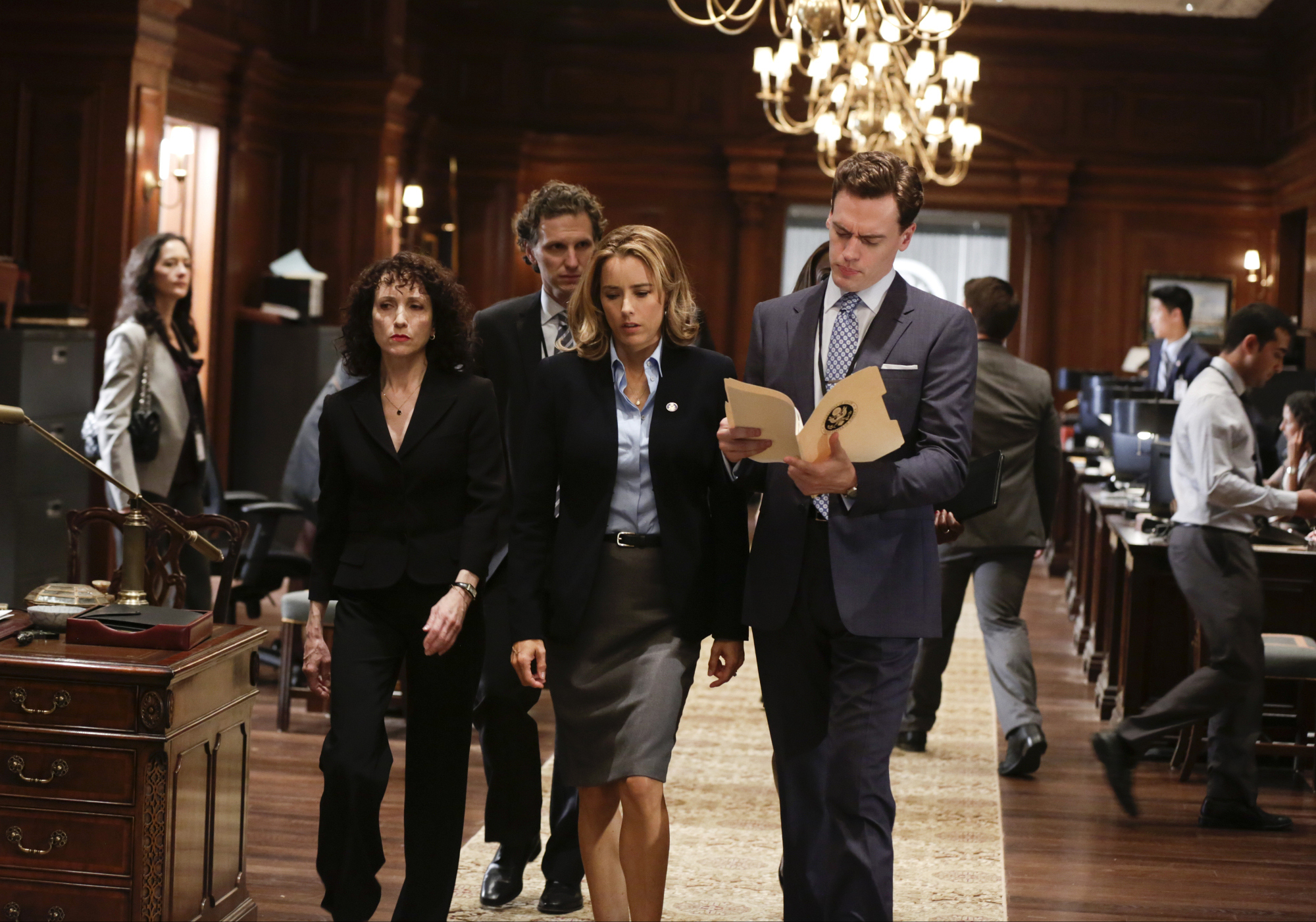 "Madam Secretary Episode 3 - ""The Operative"""