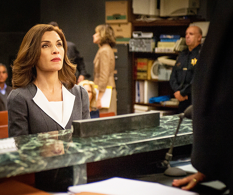 The Good Wife Season 6 Premiere - CBS.com