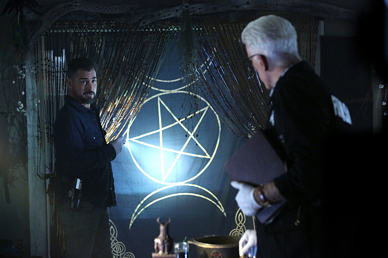 """The Book of Shadows"" - CSI S15 E3"
