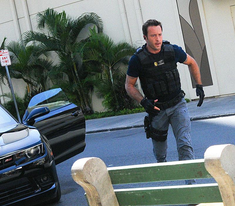 25. Steve McGarrett - Hawaii Five-0