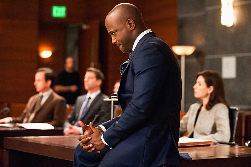 "Taye Diggs in ""Dear God"" S6E3"