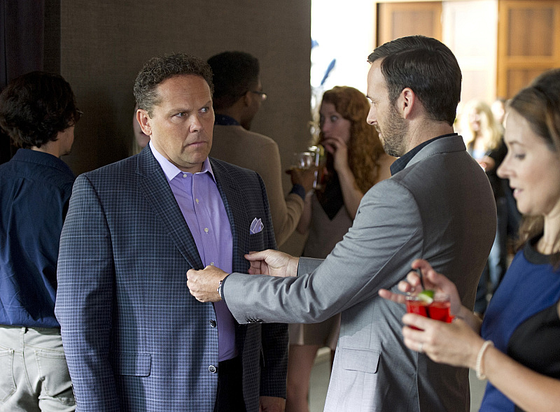 Fusco becomes a ladies' man—and a wingman.