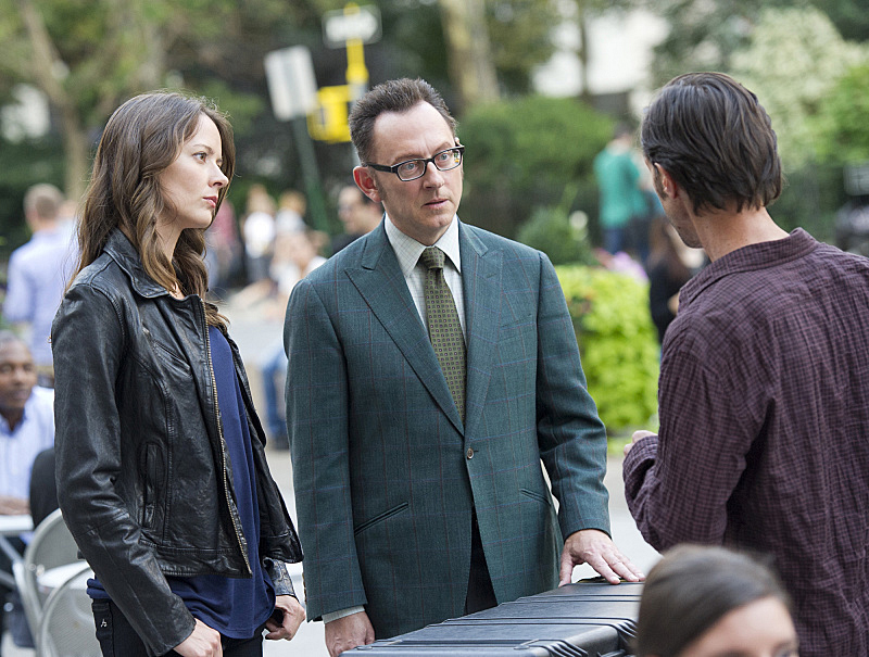 Where does the Machine send Root and Finch? S4E3