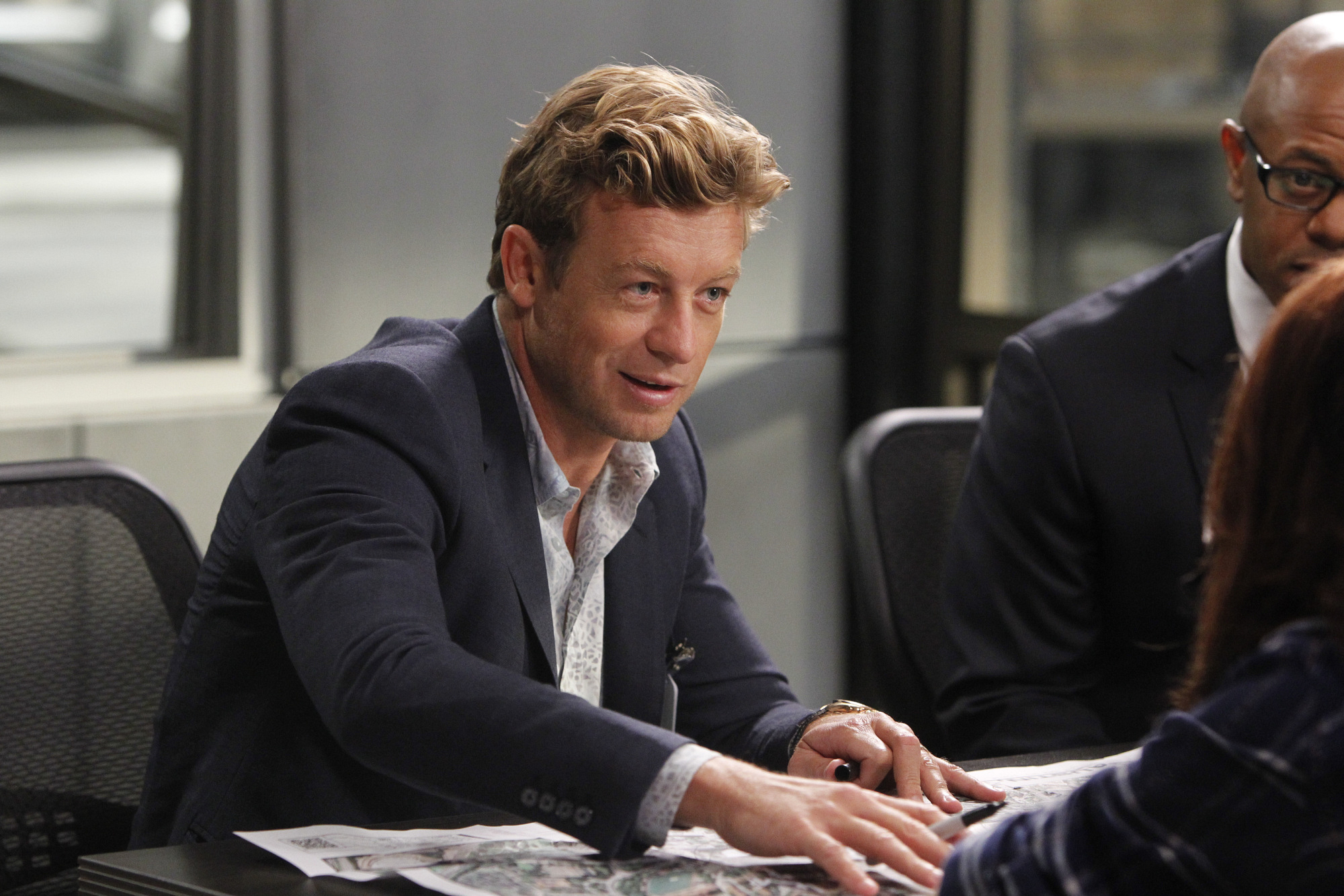 Naughty - Patrick Jane from The Mentalist