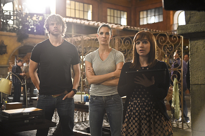 "18 Moments From ""Inelegant Heart"" - NCIS: Los Angeles"