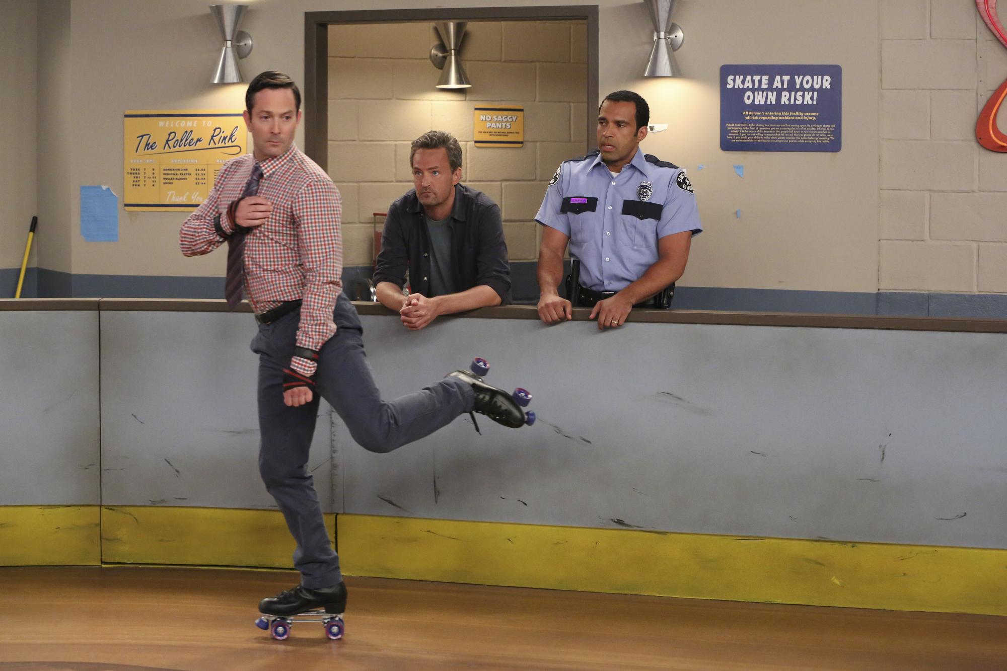 Felix on skates