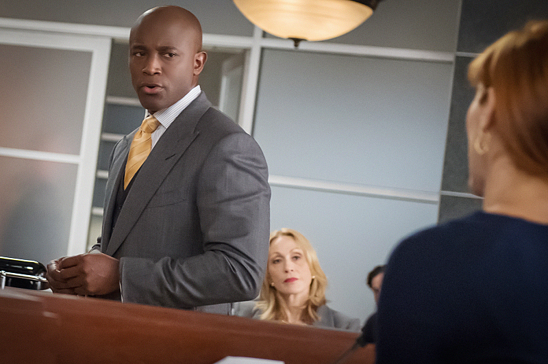 "Taye Diggs as Dean Levine-Wilkins in ""Shiny Objects"""
