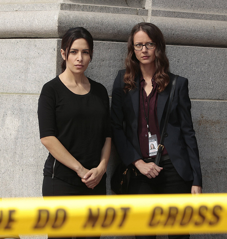 """Shaw and Root in """"Prophets"""" S4E5"""