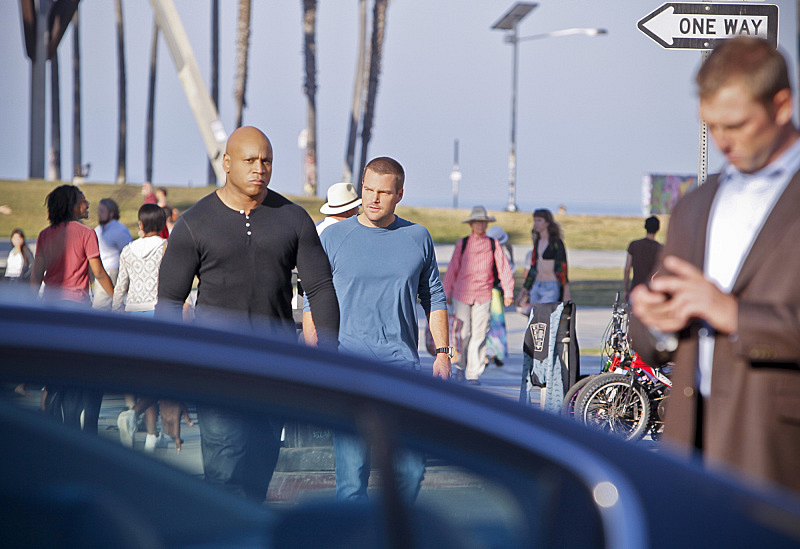 """The 3rd Choir"" - NCIS: Los Angeles S6 E4"