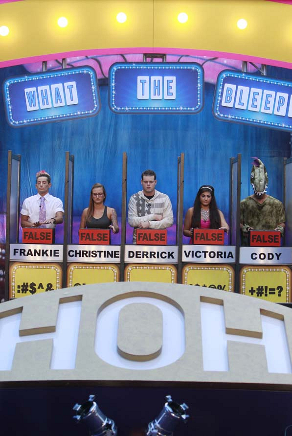 """What the Bleep"" HoH Competition"
