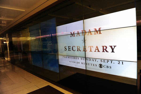 NYSE Welcomes Madam Secretary