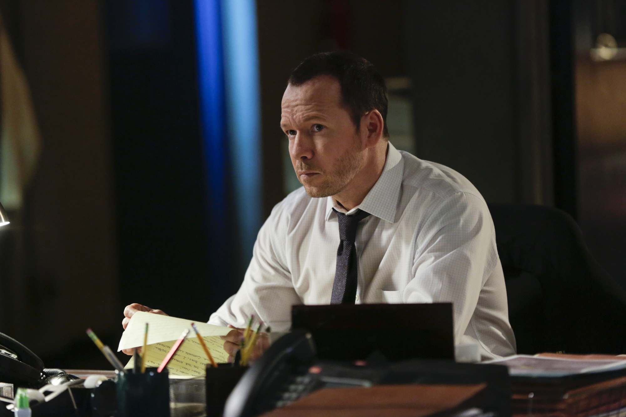 """9. <a href=""""https://twitter.com/donniewahlberg"""">Donnie Wahlberg (Blue Bloods) on Twitter</a>"""