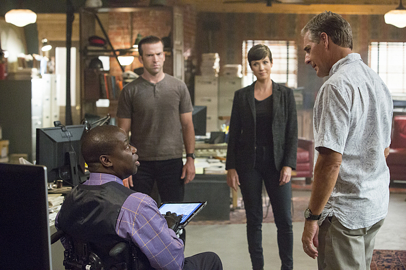 """The Recruits"" - NCIS: New Orleans S1 E4"