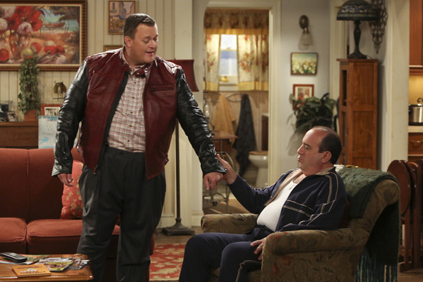 Mike from Mike & Molly