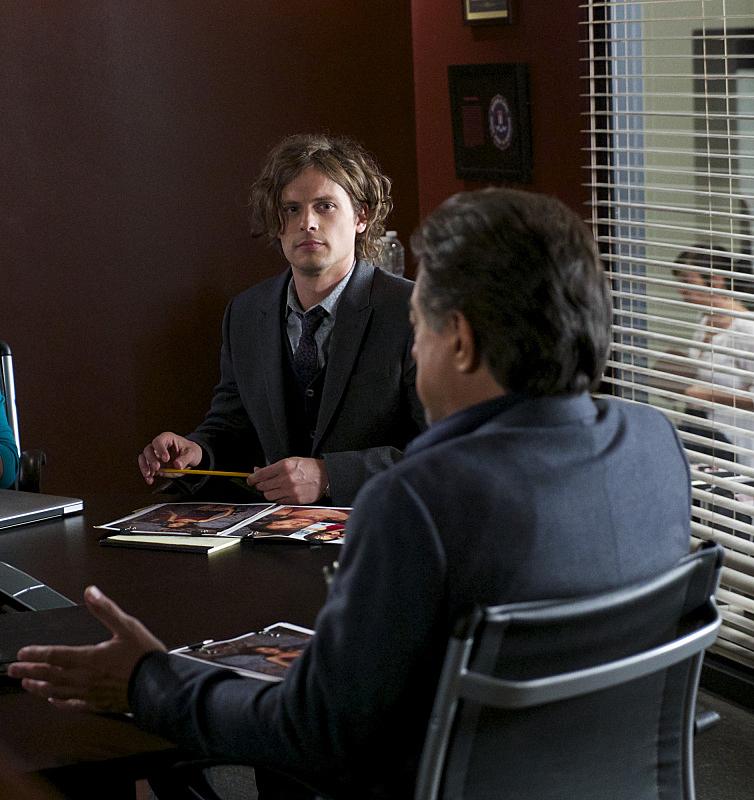 """Hashtag"" - Criminal Minds S10 E7"