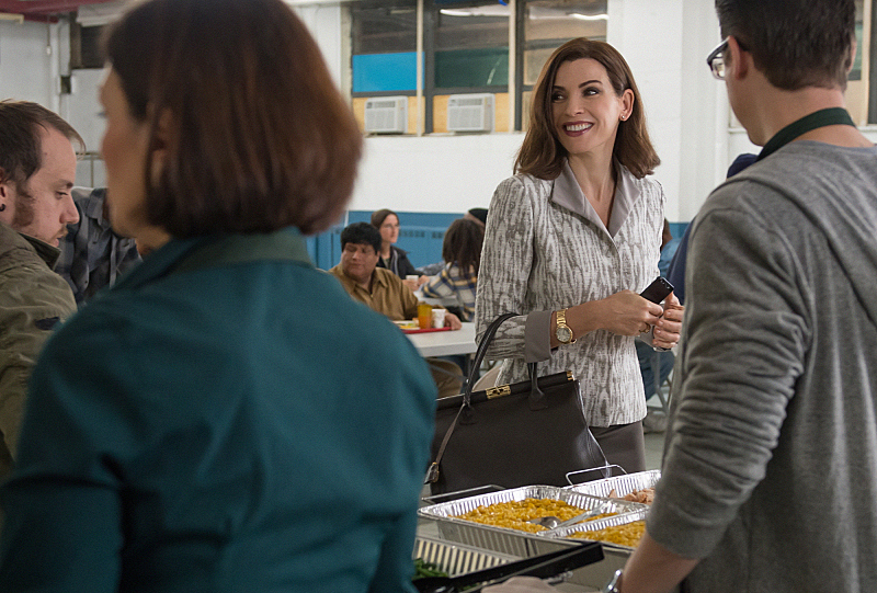 "Alicia Florrick in ""Red Zone"" S6E8"