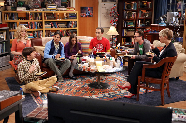 "8. <a href=""https://www.facebook.com/TheBigBangTheory"">The Big Bang Theory Facebook</a>"