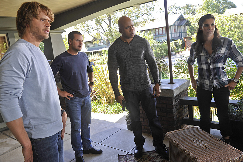 """The Grey Man"" - NCIS Los Angeles S6 E8"