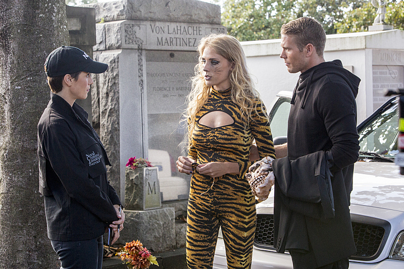 NCIS New Orleans Halloween Episode
