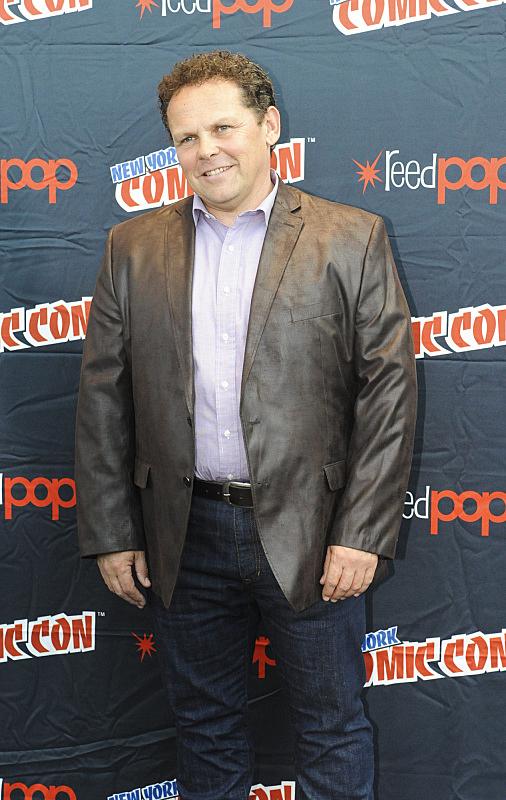 Kevin Chapman at New York Comic Con
