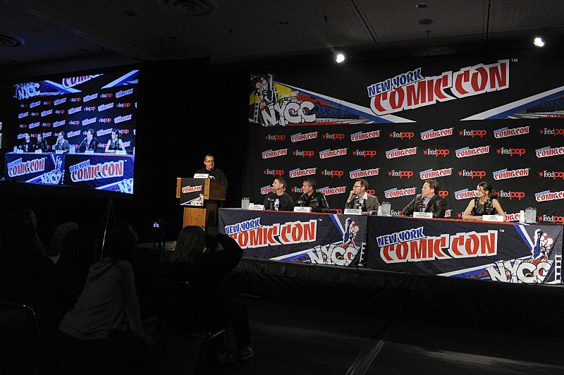 Person of Interest New York Comic Con Panel