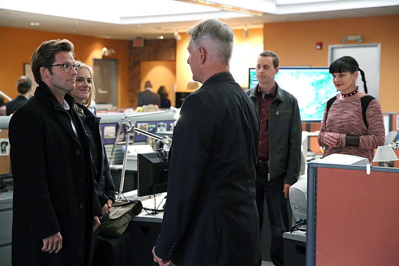 """Grounded"" - NCIS S12 E9"