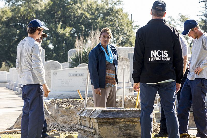 """Chasing Ghosts"" - NCIS New Orleans S1 E9"