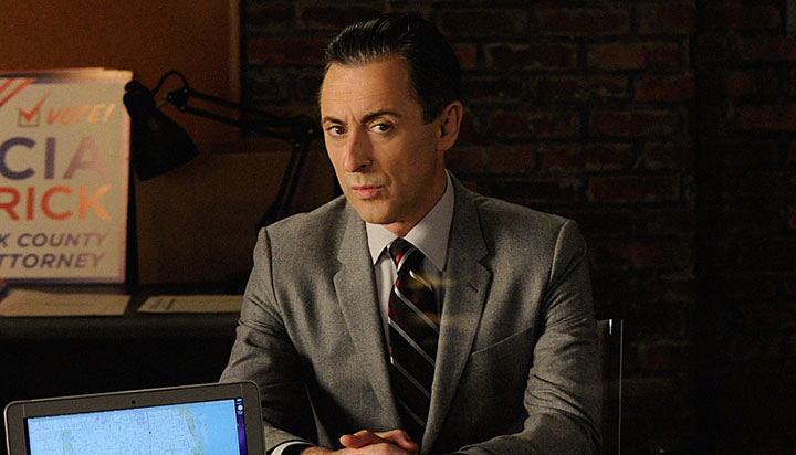 Alan Cumming, nominated for Outstanding Supporting Actor In A Drama Series