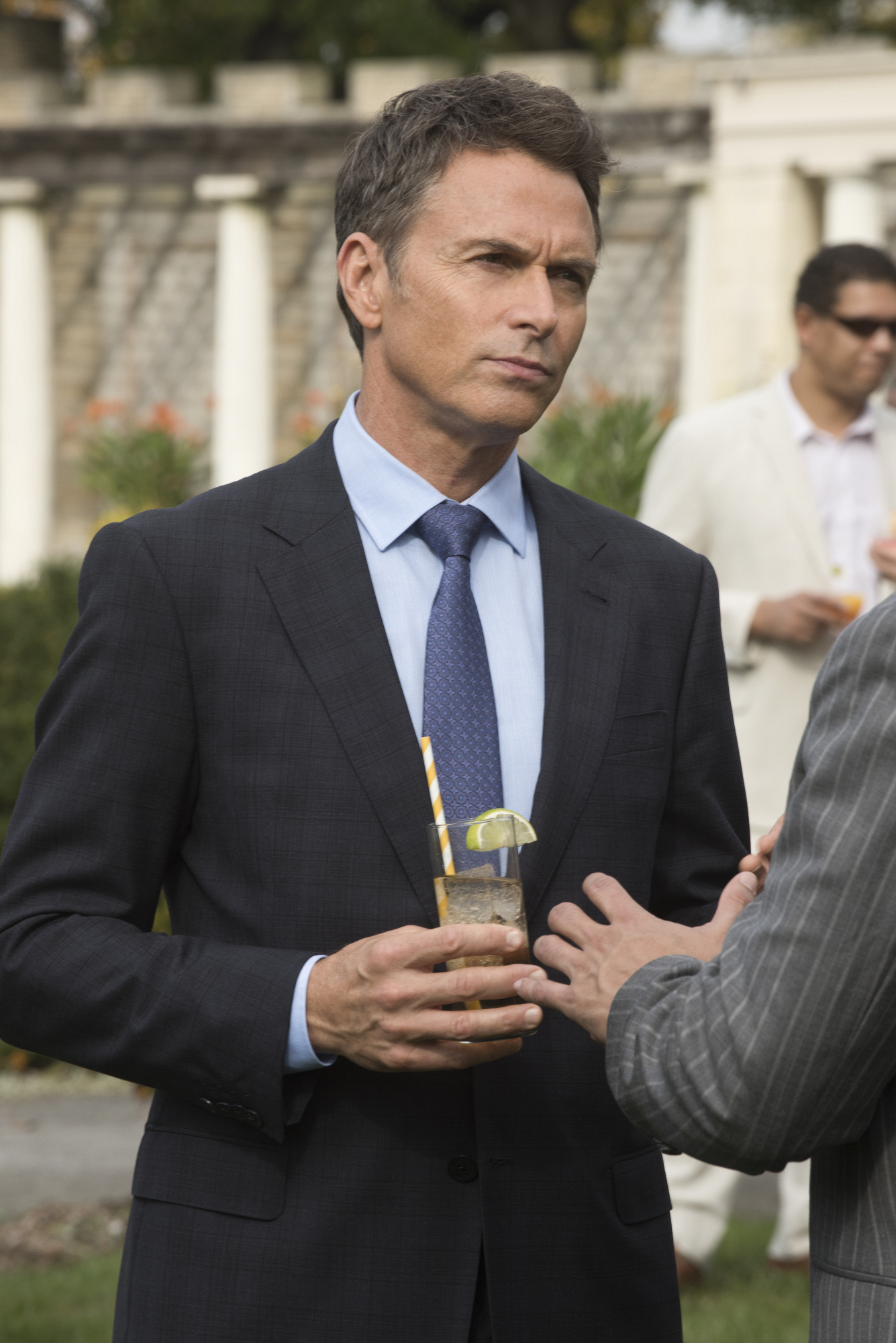 """44. Tim Daly made his debut in Barry Levinson's """"Diner."""""""