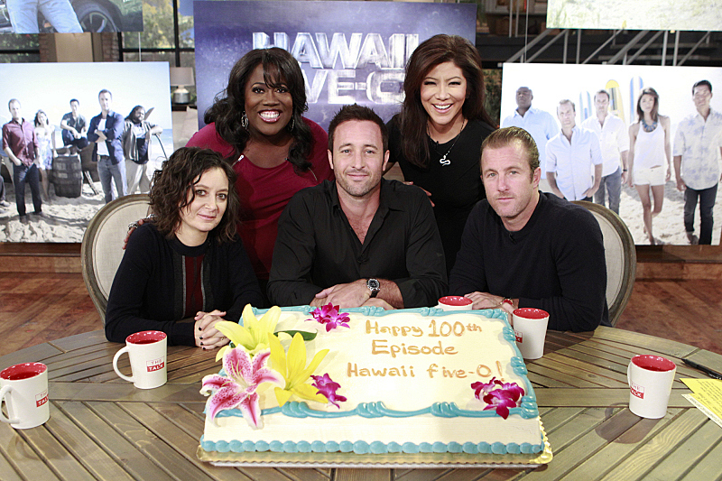 100 episodes of Hawaii Five-0