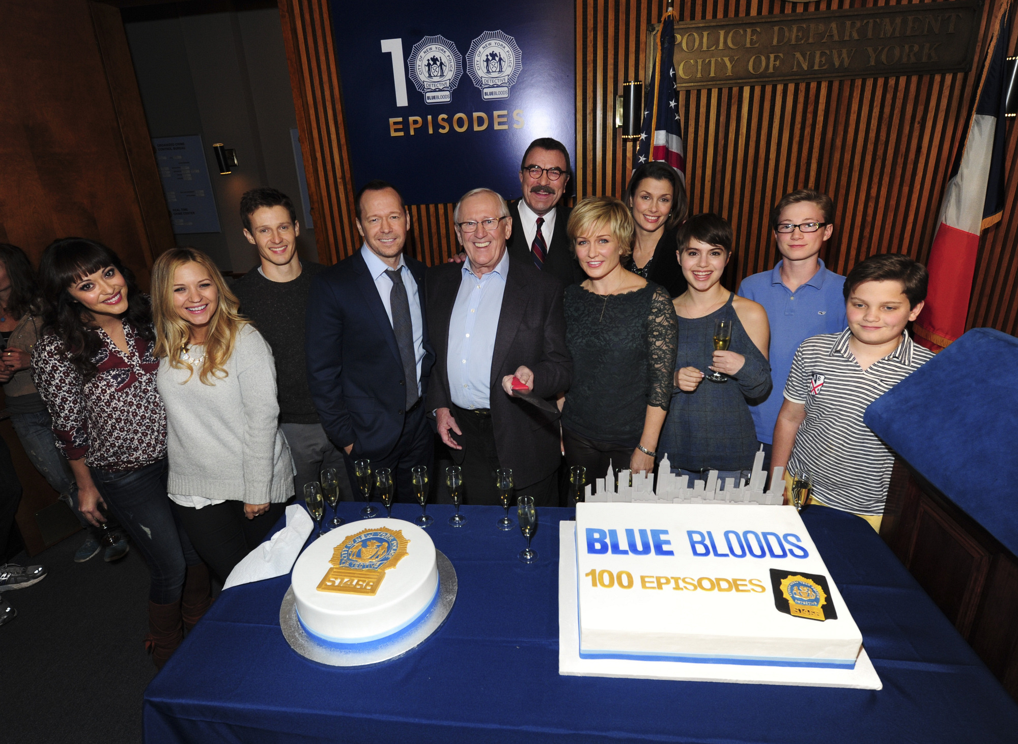 Blue Bloods Celebrates Its 100th Episode