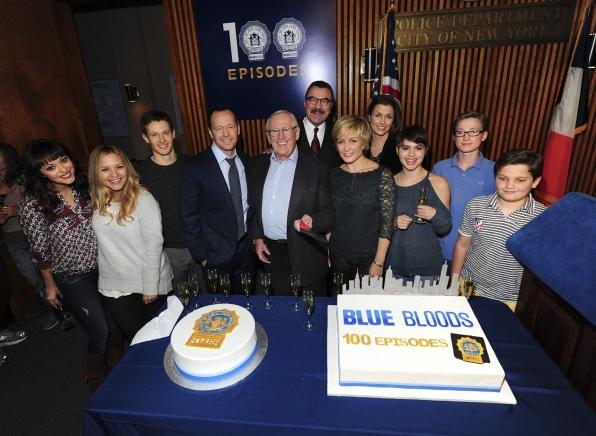 26. Blue Bloods hits 100 episodes - Blue Bloods