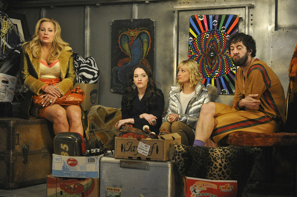 On 2 Broke Girls...