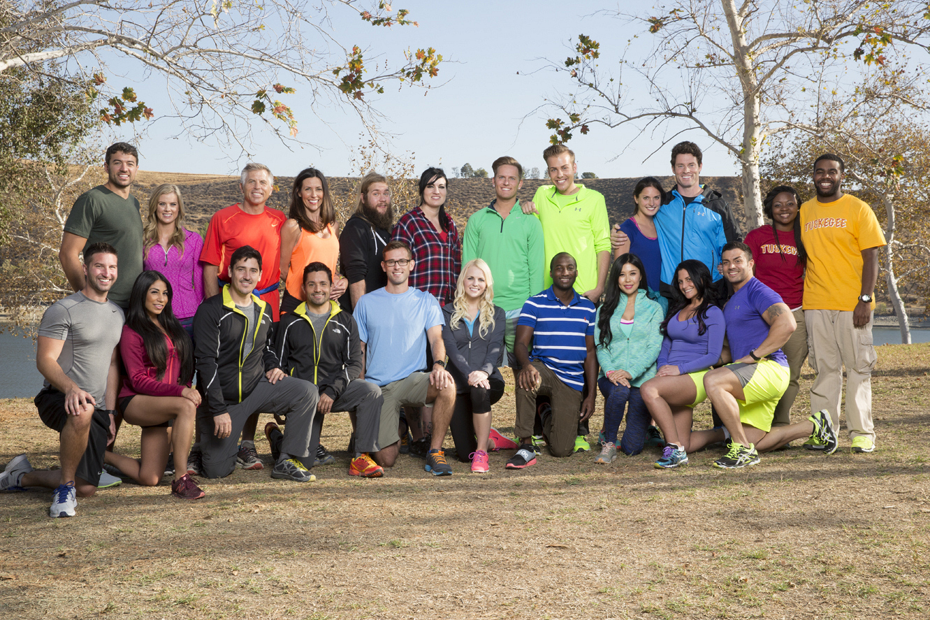 the amazing race 22 meet cast