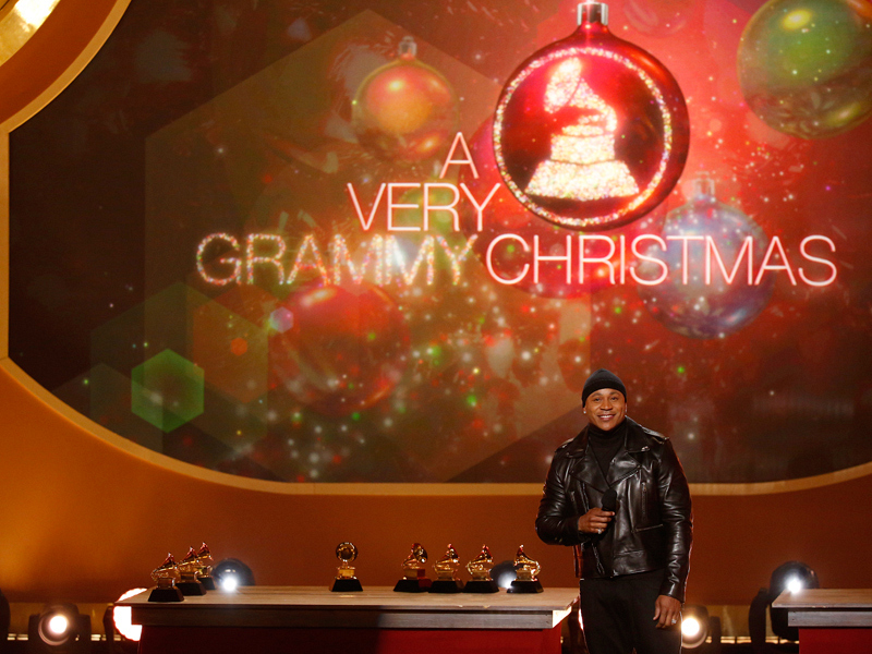 LL Cool J hosts A Very GRAMMY Christmas