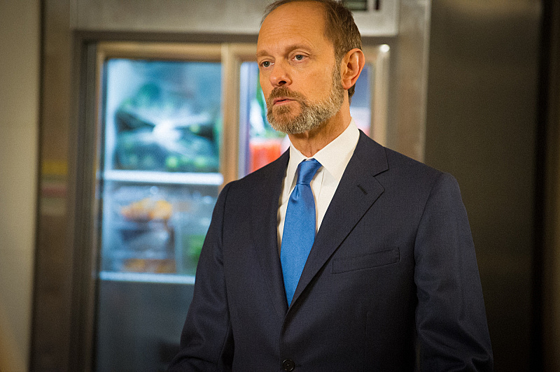 David Hyde Pierce returns as Frank Prady