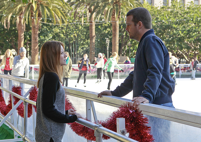 """Humbug"" - NCISLA Christmas Episode"