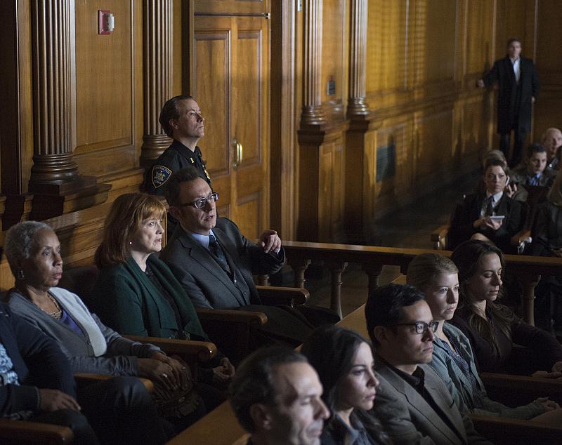 Can Finch handle jury duty?