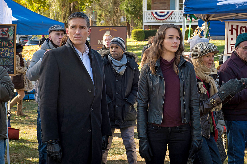 Reese and Root travel to update New York.