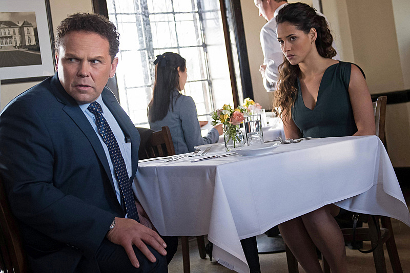 Fusco teams with a former POI.