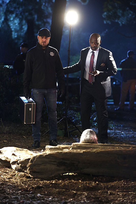 """The Last Ride"" - CSI S15 E16"
