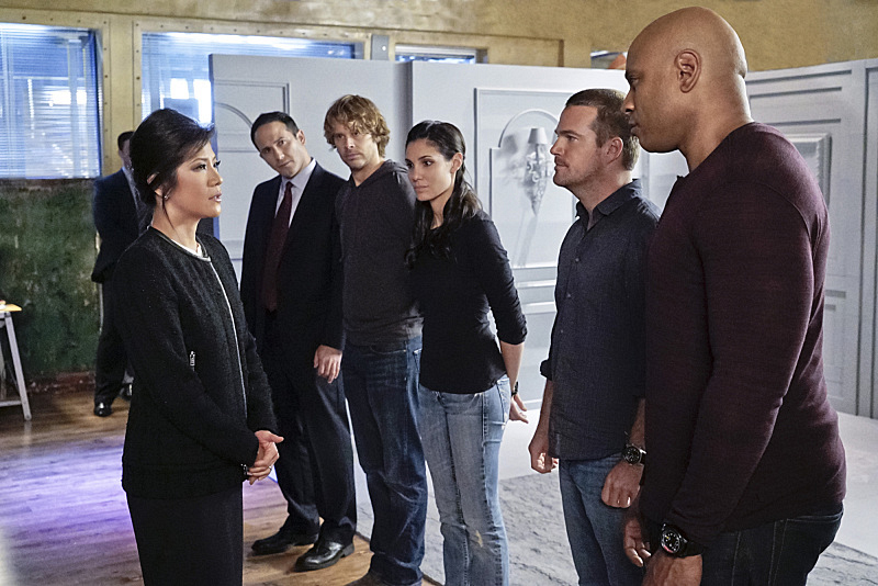 """In The Line Of Duty"" - NCIS: Los Angeles S6 E13"