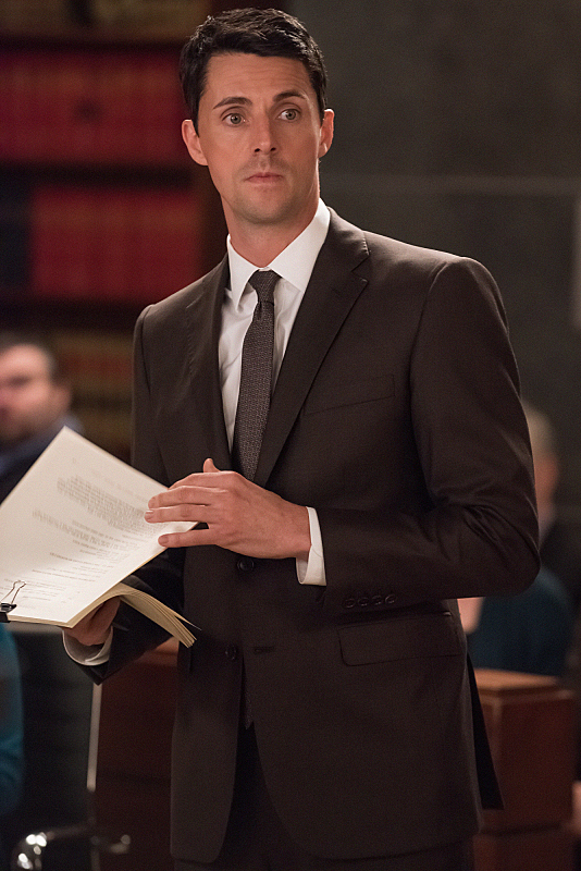 Matthew Goode as Finn Polmar