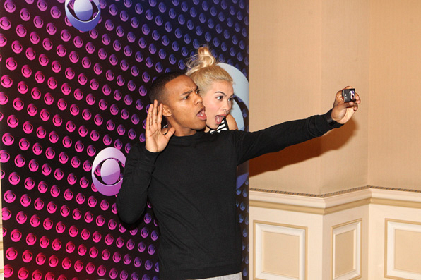 "Perfecting the ""selfie"""